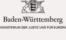 Gefördert durch Ministerium der Justiz und für Europa