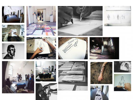 """Foto Collage ARTHELPS 560x420 - Jetzt Anmelden! Kunstausstellung """"Wer bin ich?"""" am 17. Oktober 2018"""