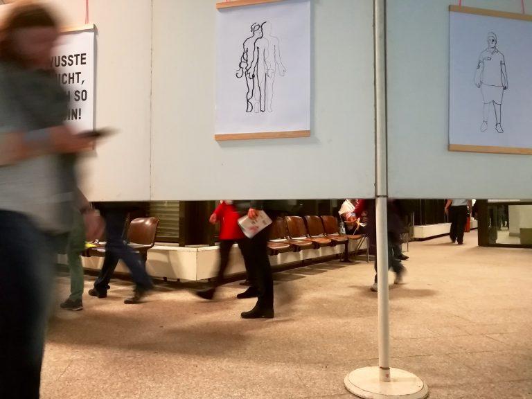 stuttgartnacht Favoriten 17 768x576 - Kunstaustellung Me-Myself, anlässlich der 40-Jahrfeier des Betreuten Wohnens + Teilnahme an der stuttgartnacht