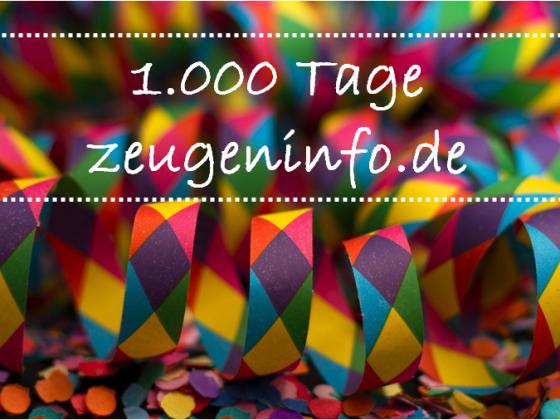 2018 12 1.000 Tage zeugeninfo.de  560x420 - PräventSozial feiert 1.000 Tage zeugeninfo.de